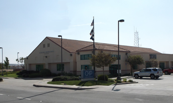 Front View of San Gorgonio Pass Area Office