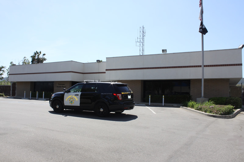 Front View of the Temecula Area Office