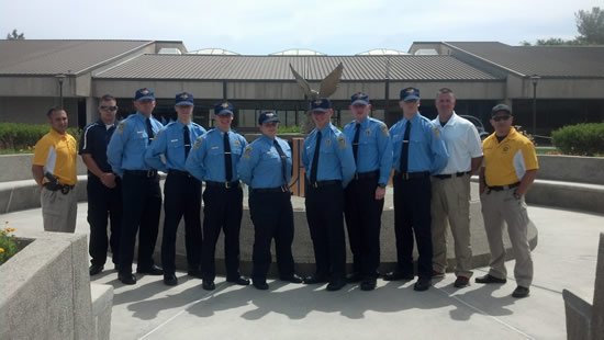CHP Cadets picture