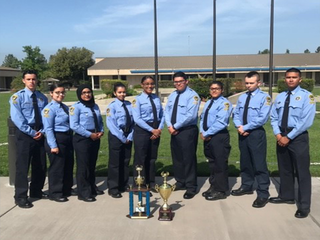 Picture of South Sacramento Explorer Post Team