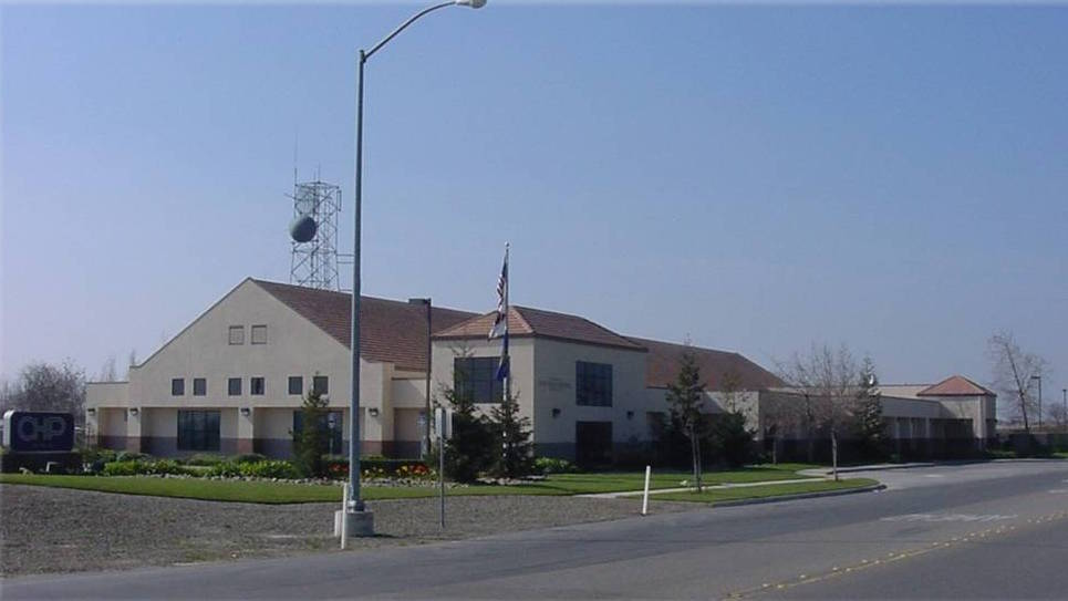 Merced Communications Center