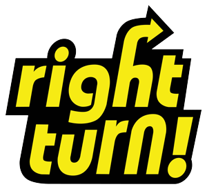 Right Turn Program Logo