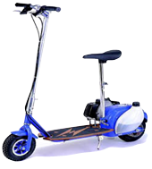 Motorized Scooter Image
