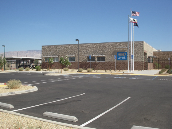 Mojave front office