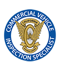 Commercial Vehicle Inspection Specialist Logo