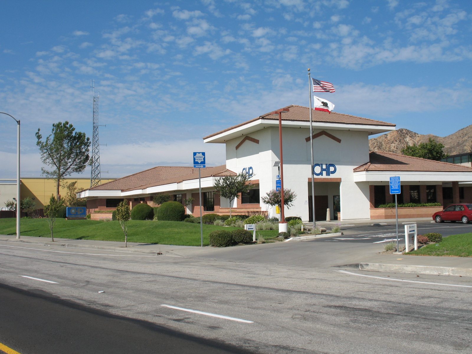 Newhall Area Office