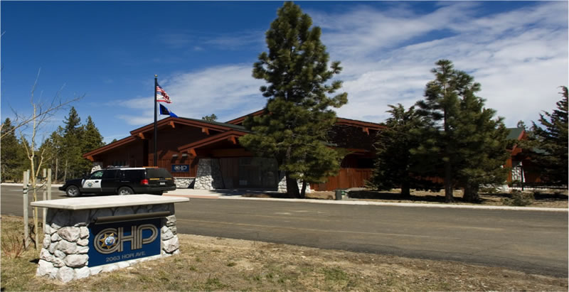 South Lake Tahoe CHP Office